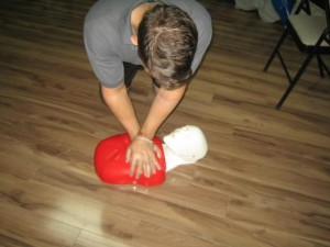 St Mark James CPR Training Courses in Mississauga, Ontario